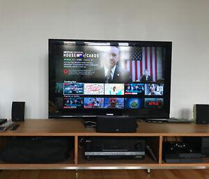 "Toshiba 40"" HD 1080p TV"