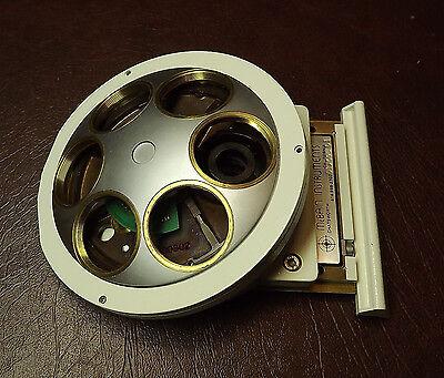 Leica Mcbain 6 Space Microscope Motorized Objective Turret