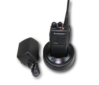 Motorola Mtx950 900mhz Privacy Plus Radio