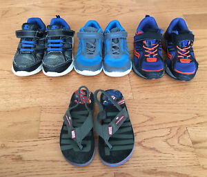Boys Shoes / Size 10 Boys / Running Shoes