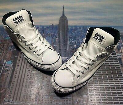 Converse Chuck Taylor All Star High Street High Top White Size 13...