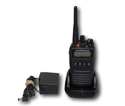 Vertex Vx-454-g6-5 Vx454 Uhf 400-470 Mhz 512 Ch 5w