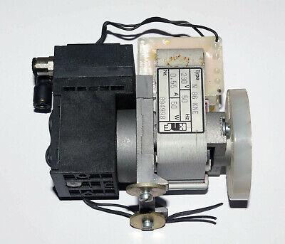 Knf Neuberger N86kne Diaphragm Sampling Air Vacuum Pump 6lmin 230v 50w G146mm