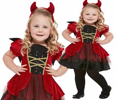 Kinder Teufel Kostüm Kleinkind Demon Mädchen Halloween Kostüm Alter - Kleines Mädchen Teufel Halloween Kostüm
