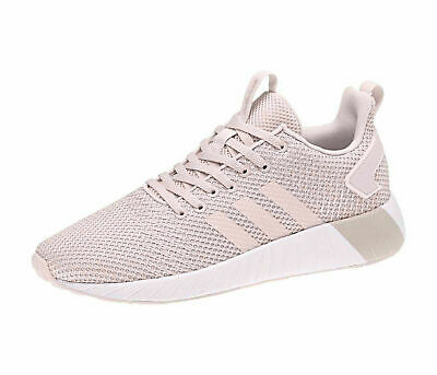 3bfbdf1300 Adidas Womens Questar BYD Running Shoes Trainers Light Pink UK 9.5 EU 44 US  11
