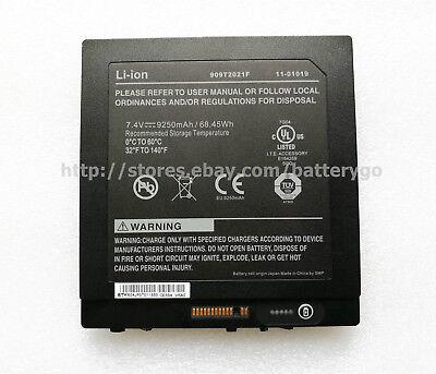 Original Battery 909T2021F For Xplore iX104 Windows Tablet PC BTP-80W3 11-01019