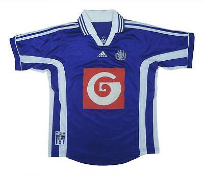 Anderlecht 1998-99 Authentic Away Shirt (Excellent) Youth Soccer Jersey image