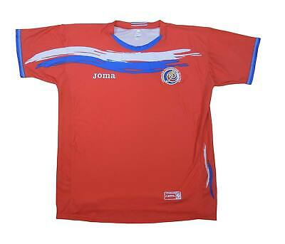 Costa Rica 2006-07 Authentic Home Shirt (Excellent) L Soccer Jersey image