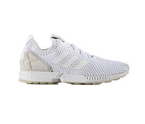 Adidas-Zx-Flux-pezzi-uomo-sportive-da-corsa-scarpe-numero-6-5-11-5-bianco