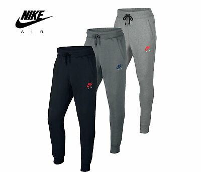 Mens Nike NSW Air Fleece Heritage Joggers Sweatpants Bottoms Jogging Track Pants