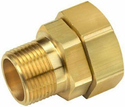 Gastite Xr3ftg-11-24 Brass Flashshield Gas Straight Fitting X 34 Male Npt