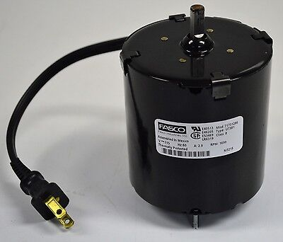 Fasco U73b1 Electric Motor 115v 60 Hz 2.0 A 1600 Rpm 3.3 Diameter - A5wh