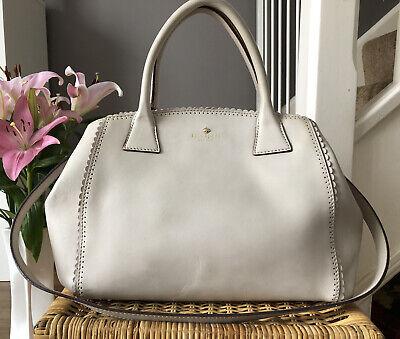 Genuine Kate Spade New York Leather Satchel Shoulder Bag Handbag