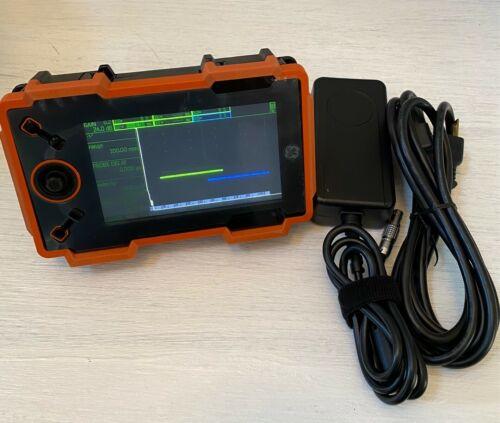 USM Go Ultrasonic Flaw Detector - Joystick Version - Used - Krautkramer, GEIT
