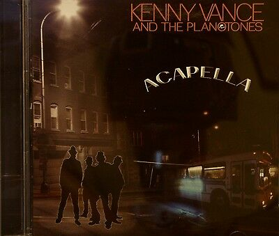 Kenny Vance   The Planotones Acapella   13 Tracks