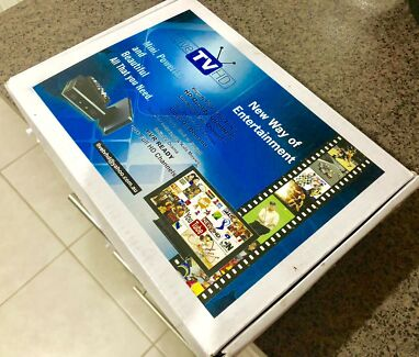 Live TV IPTV Box Receiver (Without Subscription) Wyndham Vale Wyndham Area Preview