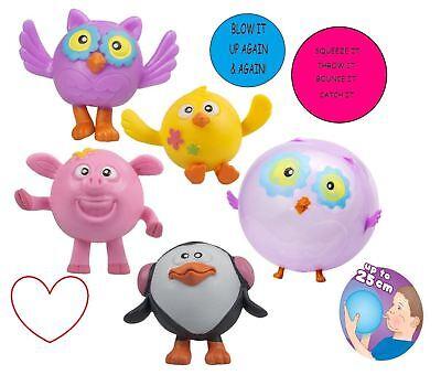 Balloon Stress Ball - Animal Balloon Ball Autism ADHD Toy party favour Sensory Fiddle Fidget Stress