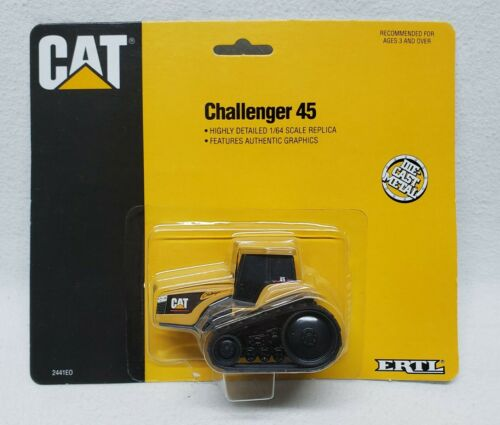 Caterpillar Cat Challenger 45 Track Tractor 1/64 Scale By Ertl