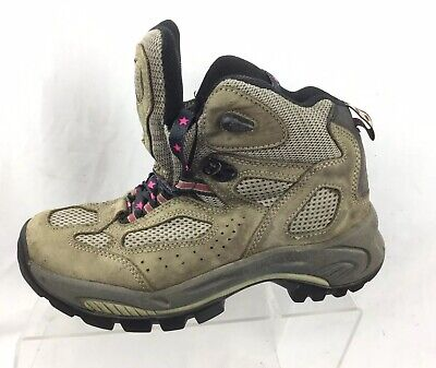 577f22053e2 Brown Leather Hiking - Trainers4Me