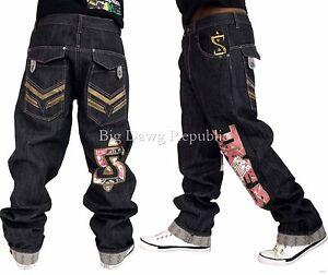 Time-Is-Money-UOMINI-RAGAZZI-DOLLARO-Nero-Hip-Hop-LARGO-SKATER-Vestibilita-jeans