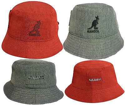 men s bad habit bucket hat style