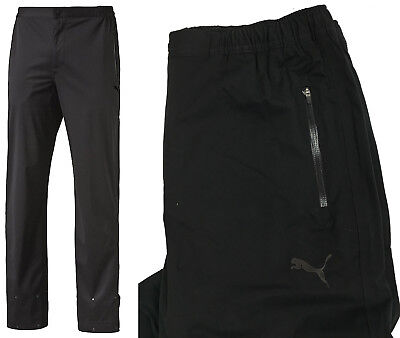 Puma Stretch Storm Waterproof Golf Trousers RRP£99.99 - ALL SIZES - L34 Long Leg