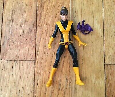 Marvel Legends  Kitty Pryde BAF Juggernaut Wave Hasbro Action Figure Loose