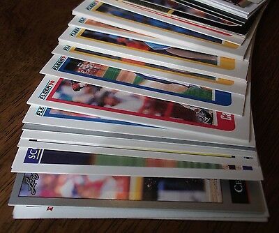 Baseball Cards Lot  70  Stars   Com    Many Brands  Vg Nm  Vintage Vtg Old Mlb