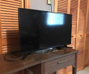 RCA Flatscreen TV with Remote