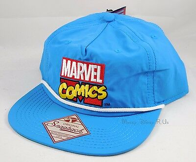 Головной убор New Marvel Comics Logo