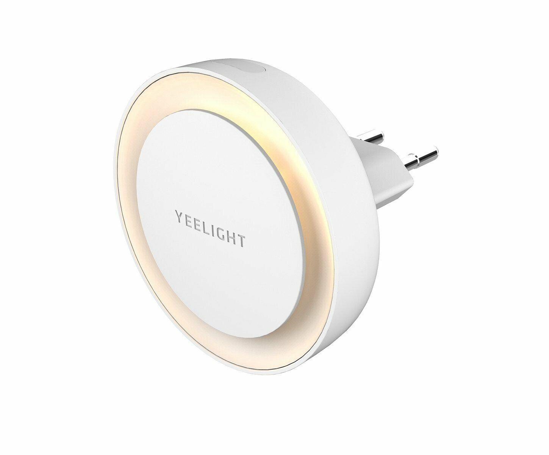Yeelight - Luce Led con Sensore Notturno 0,5W 2700K con Presa 230V