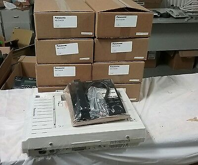 Panasonic Refurbished Telephone System Combo Kx-td816 With 8 Kx-t7431 Back