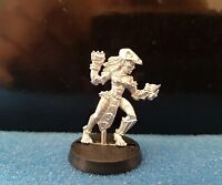 Warhammer Bloodbowl & Unpainted 5thedition Amazon Linewoman 3 Metal Rare - games workshop - ebay.co.uk