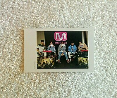 HISTORY Queen HIM Mwave Exclusive Polaroid Photocard Type 1