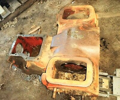 Allis Chalmers Wd45 Tractor Rearend Housing Ac Part