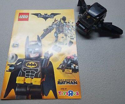 "LEGO Batman movie minibuild. Toys ""r"" us exclusive"