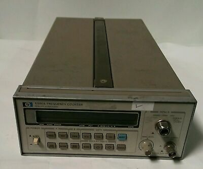 Hp Hewlett Packard Agilent 5386a Frequency Counter Sn 2704a01571