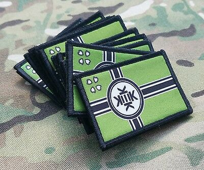 Kekistan 10 Pack Tactical Hook Backed Morale Patch Lord Kek Patriot Trump Army