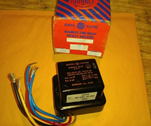 mars ge 3arr4fd5 magnetic line switching relay