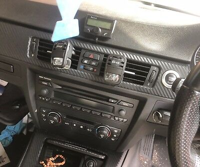 BMW 320d M SPORT Heater control Breaking all parts available