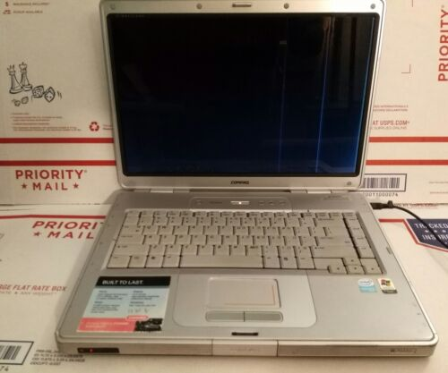 COMPAQ PRESARIO  V5204NR *BAD SCREEN*