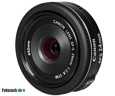Canon EF-S 24mm f/2.8 STM *Neu/OVP*