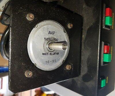 Compumotor Step Motor 5034-232 Gv6demo Custom Control Box W Power Supply
