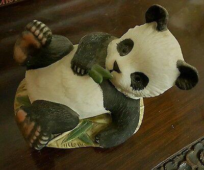 "Andrea by Sadek - Dated 1985 ""Panda by Andrea"" #7421"