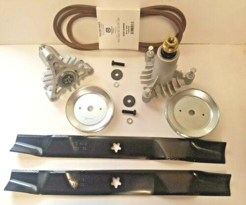 """42"""" Deck Rebuild Kit for Craftsman LT1000 LT2000 Mower with Blades"""