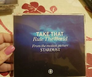 TAKE THAT RULE THE WORLD RARE STARDUST - Italia - TAKE THAT RULE THE WORLD RARE STARDUST - Italia