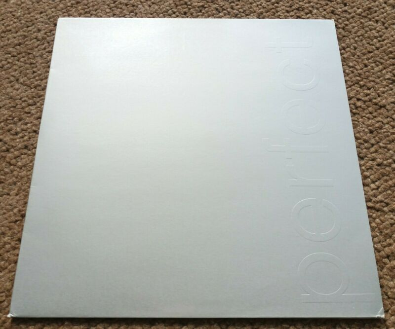 "New Order Perfect Kiss Fac123 Original Vinyl 12"" Single Embossed Sleeve 1985"