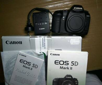 Canon 5D Mark II 21.1 MP Camera, great value 6D 1Ds