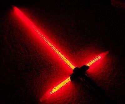 Custom Alltime Red, Kylo-Ren Disney Parks Lightsaber Flame Effect Blade Cover