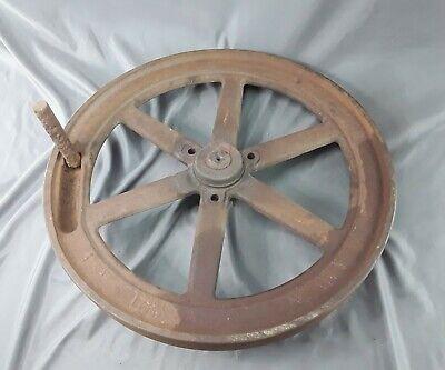 1.5 Hp John Deere Hit Miss Flywheel Pn E47r 18 Inch Diameter